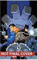 Absolute Superman/Batman   2014 9781401248178 Front Cover