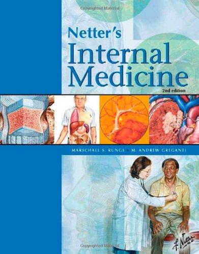 Netter's Internal Medicine  2nd 2008 edition cover