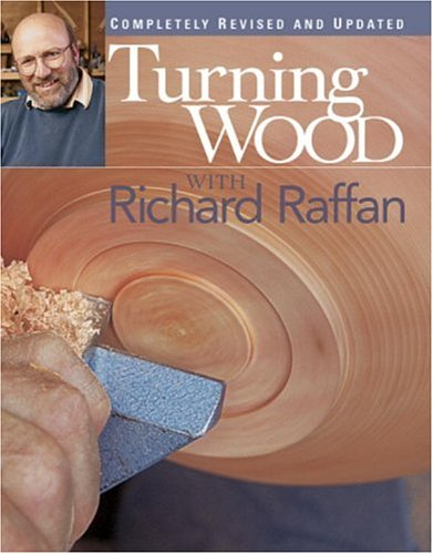 Turning Wood with Richard Raffan  2nd 2001 (Expanded) edition cover