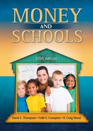 Money and Schools  5th 2012 (Revised) edition cover