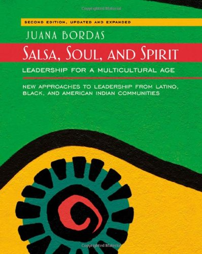 Salsa, Soul, and Spirit Leadership for A Multicultural Age 2nd 2012 (Revised) edition cover