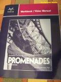 PROMENADES-WORKBOOK/VIDEO MANU N/A edition cover