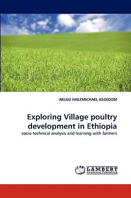 Exploring Village Poultry Development in Ethiopi  N/A 9783838345178 Front Cover