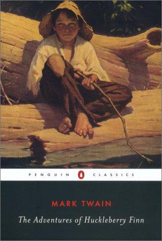 Adventures of Huckleberry Finn   1985 edition cover