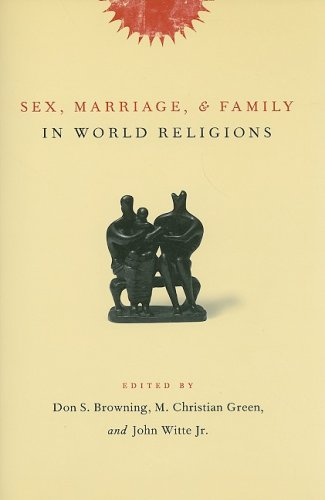 Sex, Marriage, and Family in World Religions   2009 edition cover