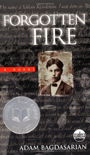 Forgotten Fire   2000 edition cover