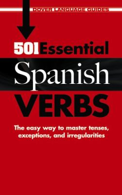501 Essential Spanish Verbs   2010 edition cover