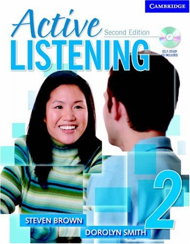 Active Listening  2nd 2007 edition cover