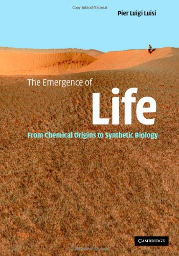 Emergence of Life From Chemical Origins to Synthetic Biology  2006 9780521821179 Front Cover