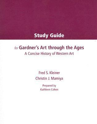 Gardner's Art Through the Ages A Concise History of Western Art  2008 (Student Manual, Study Guide, etc.) 9780534605179 Front Cover