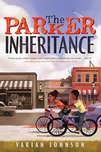 Parker Inheritance   2018 9780545946179 Front Cover