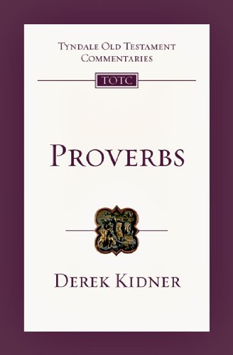 Proverbs   2009 edition cover
