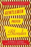 Gentlemen Prefer Blondes   2014 9780871403179 Front Cover