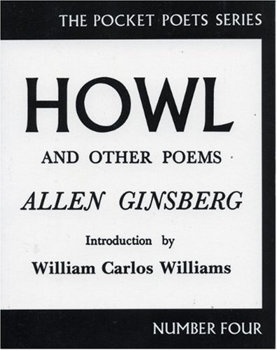 Howl and Other Poems   1959 9780872860179 Front Cover