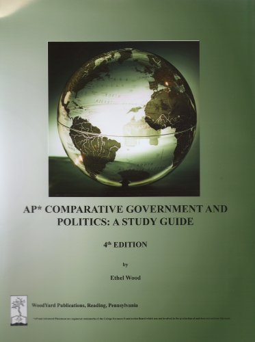 AP COMPARATIVE GOV.+POL.-STUDY N/A edition cover