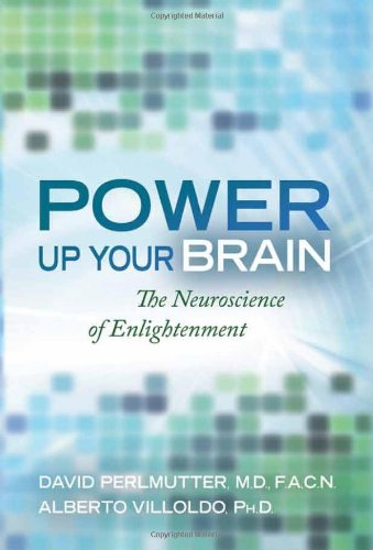 Power up Your Brain The Neuroscience of Enlightenment  2011 9781401928179 Front Cover