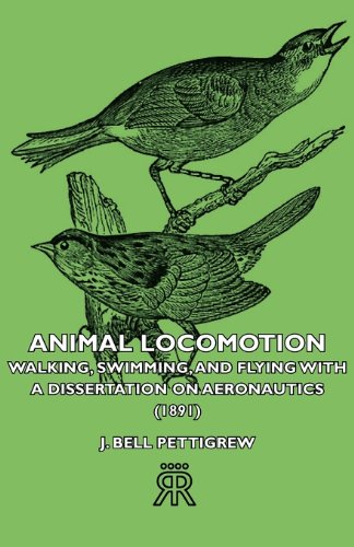 Animal Locomotion Walking Swimming and  2006 9781406712179 Front Cover