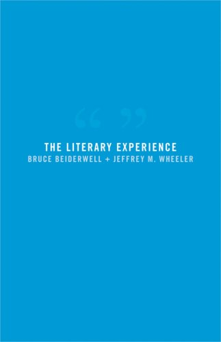 Literary Experience   2008 edition cover
