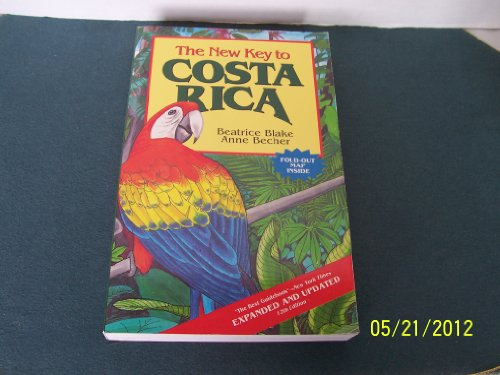 Costa Rica  12th 1994 9781569750179 Front Cover