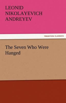Seven Who Were Hanged  N/A 9783842464179 Front Cover