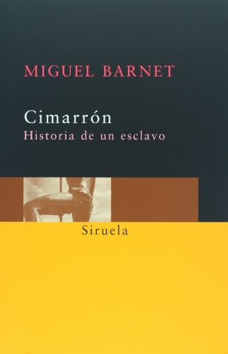 Cimarron Historia de un Esclavo  2002 edition cover