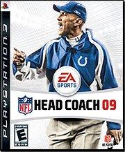 NFL Head Coach 09 PlayStation 3 artwork