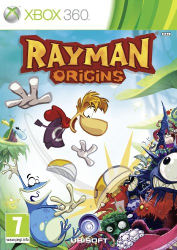 Rayman Origins Xbox 360 and Xbox One Compatible Xbox 360 artwork