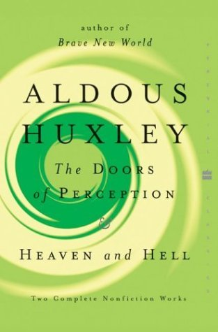 Doors of Perception and Heaven and Hell   2004 edition cover