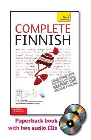 Complete Finnish  4th 2011 9780071766180 Front Cover