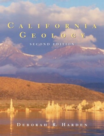 California Geology  2nd 2004 (Revised) edition cover