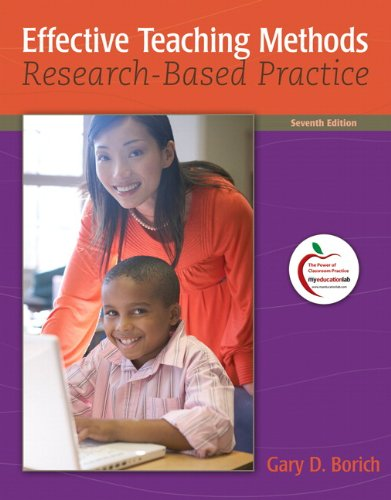 Effective Teaching Methods Research-Based Practice 7th 2011 edition cover