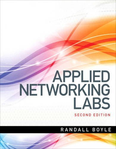 Applied Networking Labs  2nd 2014 edition cover
