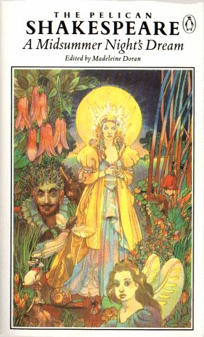 Midsummer Night's Dream  Revised  9780140714180 Front Cover