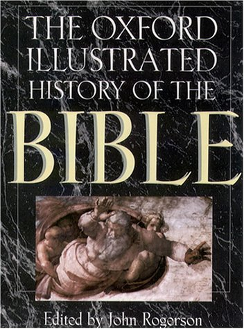 Oxford Illustrated History of the Bible   2001 edition cover