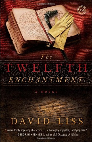 Twelfth Enchantment A Novel N/A edition cover