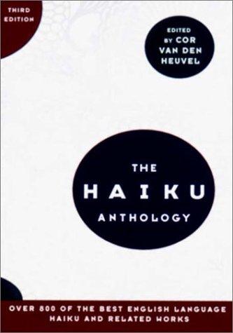 Haiku Anthology  3rd 1999 edition cover
