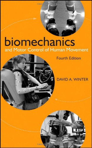 Biomechanics and Motor Control of Human Movement  4th 2010 edition cover
