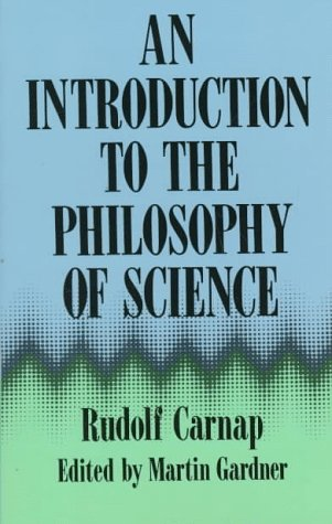 Introduction to the Philosophy of Science   1966 (Unabridged) edition cover