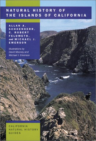Natural History of the Islands of California   2003 edition cover