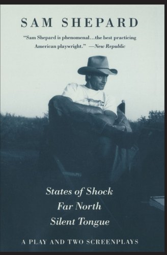 States of Shock, Far North, and Silent Tongue   1993 edition cover