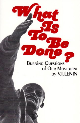 What Is to Be Done?  N/A edition cover