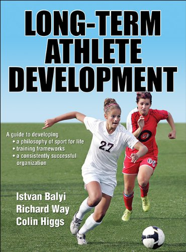 Long-Term Athlete Development   2013 edition cover