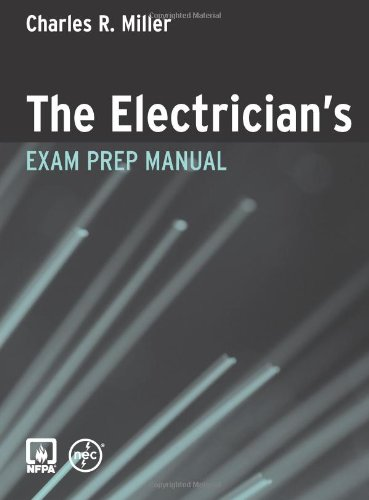 Electrician's Exam Prep   2009 edition cover