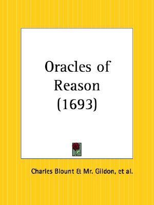 Oracles of Reason  Reprint  edition cover