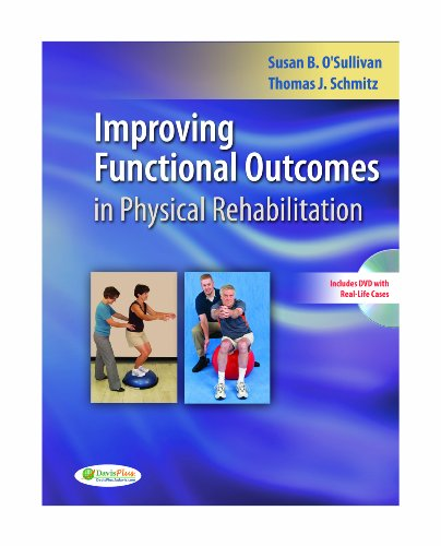 Improving Functional Outcomes in Physical Rehabilitation   2010 9780803622180 Front Cover