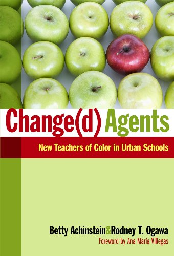 Change(D) Agents New Teachers of Color in Urban Schools  2011 edition cover