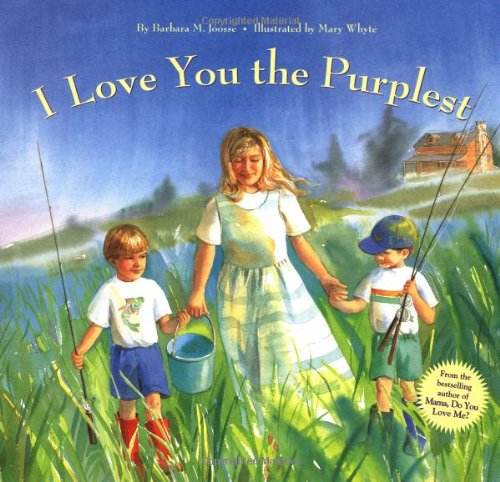 I Love You the Purplest   1996 edition cover