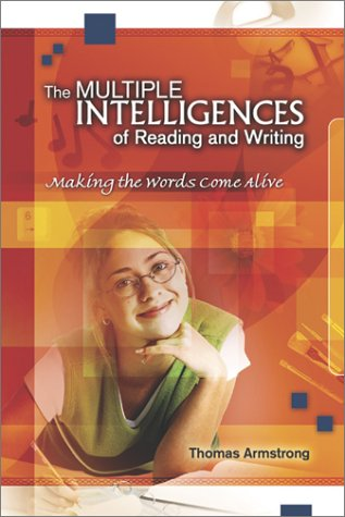 Multiple Intelligences of Reading and Writing Making the Words Come Alive  2003 edition cover