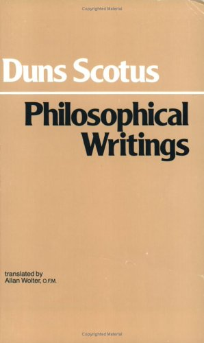 Philosophical Writings A Selection N/A edition cover