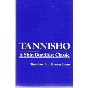 Tannisho : A Shin Buddhist Classic 2nd 1996 (Revised) edition cover